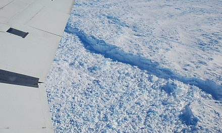 If/when just two glaciers in Antarctica melt, coastal cities worldwide will flood